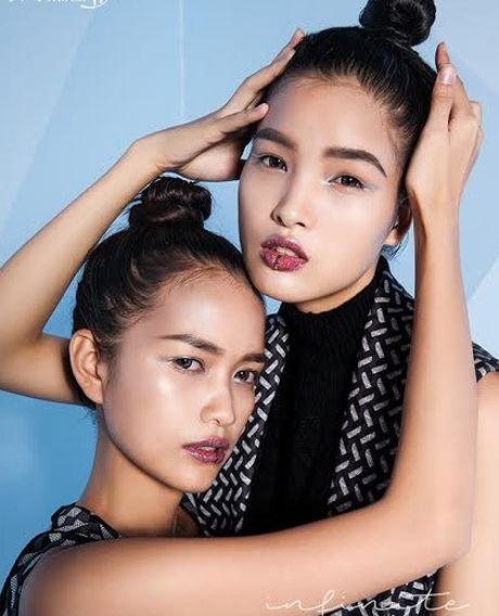 Lan Khue tro thanh nguoi mau vedette cua IVY moda fashion show - Anh 2
