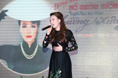 Ho Quynh Huong ben duyen voi Bolero - Anh 1
