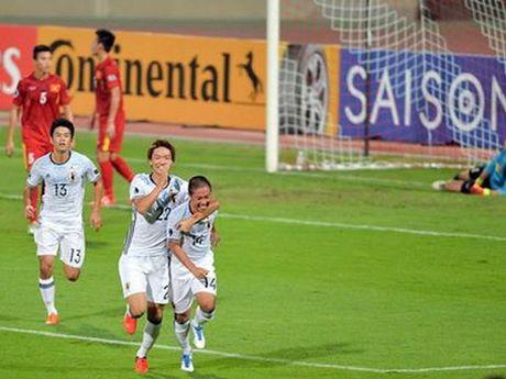 U19 Viet Nam lan dau thua tran, Tien Dung xuat sac nhung chua du - Anh 1