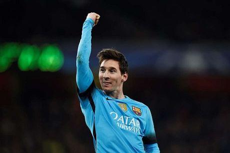 Messi va Ronaldo chi la 'em ut' trong Top 10 VDV GIA TRI nhat the gioi - Anh 3