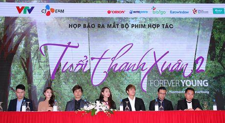 'Tuoi thanh xuan 2' voi cap doi Nha Phuong - Kang Tae Oh sap tai xuat - Anh 1