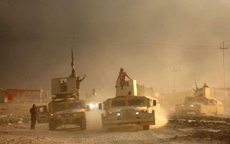 Tuong My: Mosul khong phai la dau cham het cho IS o Iraq - Anh 1