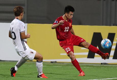 Gianh ve du World Cup, cau thu U19 ap dao o doi U22 Viet Nam - Anh 1