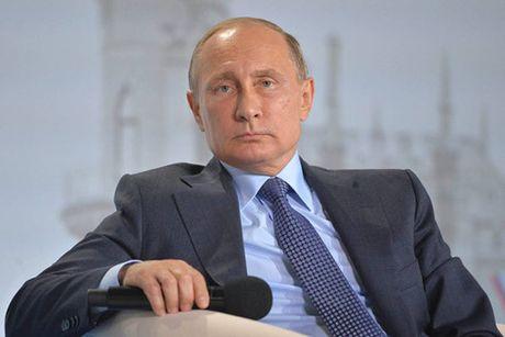 Putin: Thong tin 'Nga ung ho ong Trump' la san pham cua phuong Tay - Anh 1