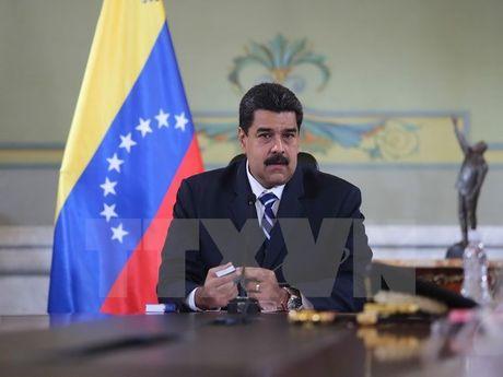 Tong thong Venezuela Maduro tuyen bo kien Quoc hoi vi vi hien - Anh 1