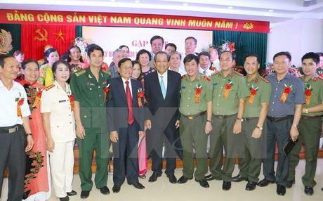 Ky niem 45 nam Ngay thanh lap Truong An ninh mien Nam E1171 - Anh 1