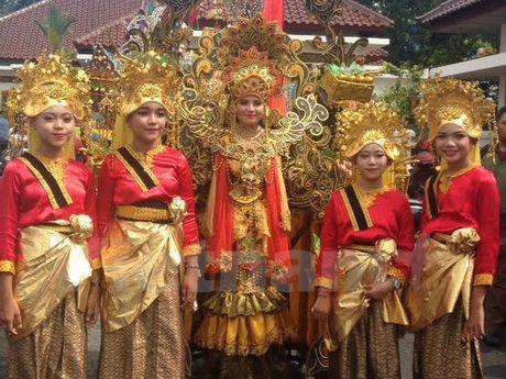 Le hoi Hang hai quan dao Riau, co hoi quang ba du lich cua Indonesia - Anh 1