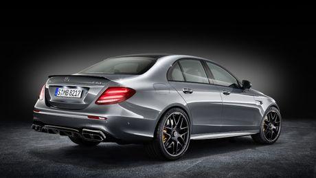 Mercedes-AMG E63 va E63S 2018 sap ra mat - Anh 2