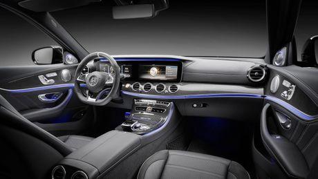 Mercedes-AMG E63 va E63S 2018 sap ra mat - Anh 6