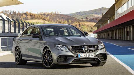 Mercedes-AMG E63 va E63S 2018 sap ra mat - Anh 7