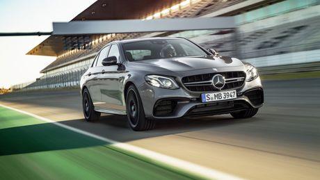 Mercedes-AMG E63 va E63S 2018 sap ra mat - Anh 9