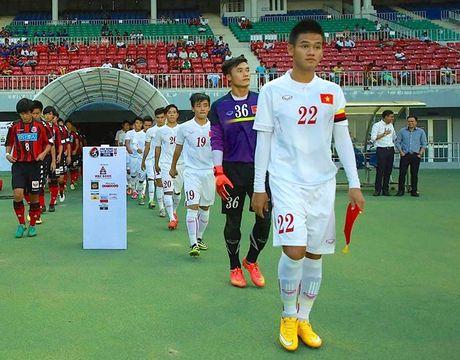 Ngoi sao U19 Viet Nam & chuyen ve dam tang bi mat - Anh 1