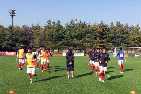DIEM TIN SANG (29.10): Chieu nay, Xuan Truong tiep tuc da chinh tai K.League - Anh 2