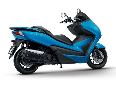 So gang Yamaha X-Max 300 va Honda Forza 300 - Anh 10