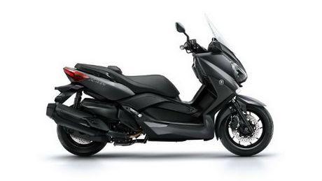 So gang Yamaha X-Max 300 va Honda Forza 300 - Anh 11
