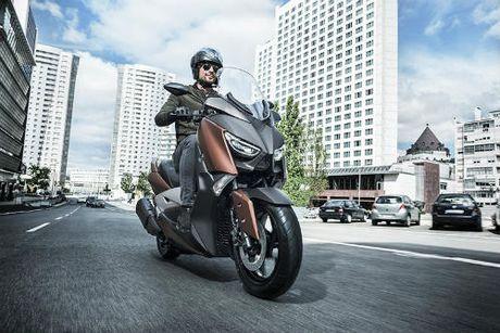 So gang Yamaha X-Max 300 va Honda Forza 300 - Anh 12