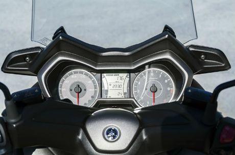 So gang Yamaha X-Max 300 va Honda Forza 300 - Anh 14