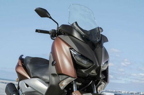 So gang Yamaha X-Max 300 va Honda Forza 300 - Anh 2