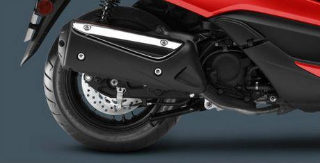 So gang Yamaha X-Max 300 va Honda Forza 300 - Anh 3