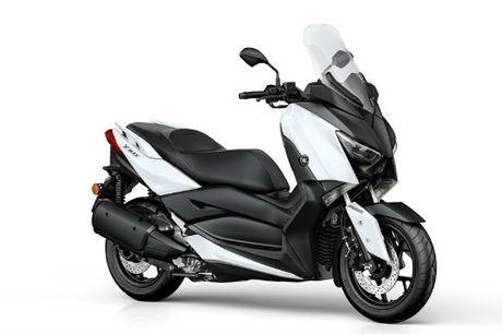 So gang Yamaha X-Max 300 va Honda Forza 300 - Anh 4