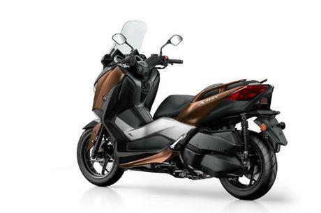 So gang Yamaha X-Max 300 va Honda Forza 300 - Anh 6