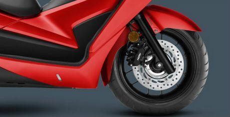 So gang Yamaha X-Max 300 va Honda Forza 300 - Anh 7