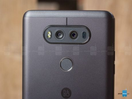 Danh gia LG V20: Camera 'trau', cau hinh manh me - Anh 4