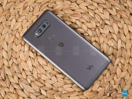 Danh gia LG V20: Camera 'trau', cau hinh manh me - Anh 6