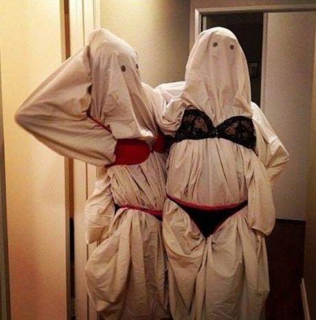 Nhung mau trang phuc Halloween sieu 'ba dao' - Anh 14