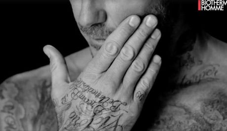 Ngam hinh xam moi sieu dep va chat cua David Beckham - Anh 6