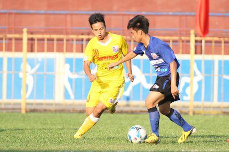 Ha Noi T&T va Sanna Khanh Hoa vao ban ket giai U21 quoc gia - Anh 1
