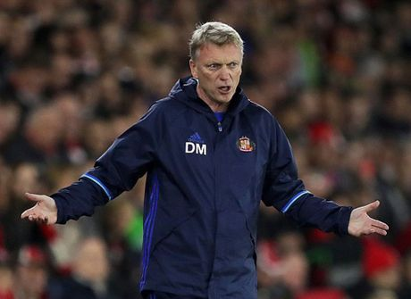 18h30 ngay 29/10, Sunderland vs Arsenal: Toi nghiep David Moyes - Anh 1