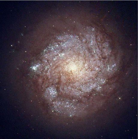 Thien ha NGC 278 'rat mau', khong hien lanh nhu ban nghi - Anh 1