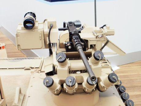 Sieu tang Duc Leopard 2A7+ lan dau tien toi dat Trung Dong - Anh 8