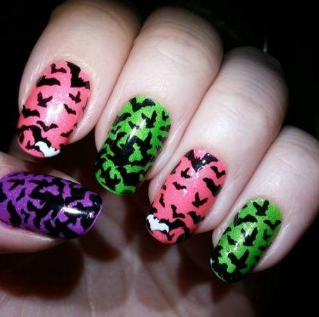 Nhung mau mong tay hoa my nhung khong tre con cho Halloween - Anh 3