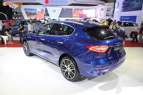 SUV hang sang Maserati Levante 'chot gia' 6,1 ty tai VN - Anh 12