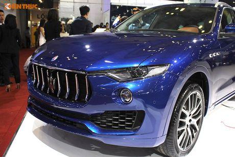 SUV hang sang Maserati Levante 'chot gia' 6,1 ty tai VN - Anh 2