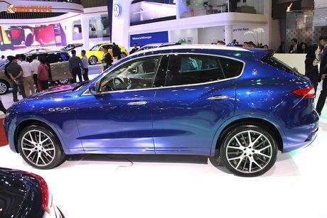 SUV hang sang Maserati Levante 'chot gia' 6,1 ty tai VN - Anh 3