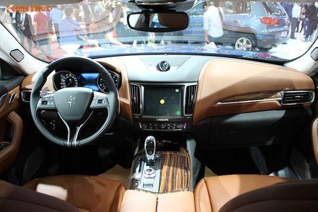SUV hang sang Maserati Levante 'chot gia' 6,1 ty tai VN - Anh 5