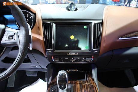 SUV hang sang Maserati Levante 'chot gia' 6,1 ty tai VN - Anh 6