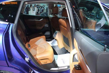 SUV hang sang Maserati Levante 'chot gia' 6,1 ty tai VN - Anh 7
