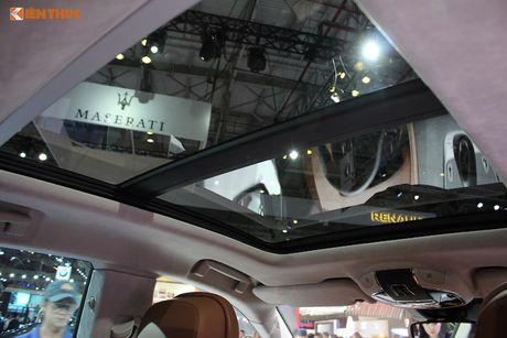 SUV hang sang Maserati Levante 'chot gia' 6,1 ty tai VN - Anh 8