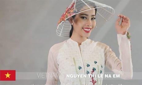Hoa khoi Nam Em lot top 8 Hoa hau Trai dat 2016 - Anh 1