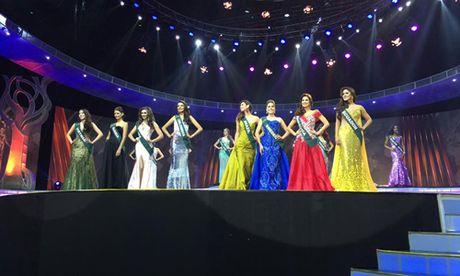 Hoa khoi Nam Em lot top 8 Hoa hau Trai dat 2016 - Anh 4