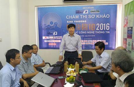 Nhan tai Dat Viet 2016 thap lua dam me cho cac startup! - Anh 1