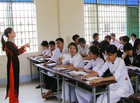 Yeu cau voi nguoi thay trong nang cao chat luong day hoc Van - Anh 1
