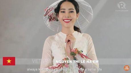 Truc tiep chung ket Hoa hau trai dat 2016: Nam Em truot top 4 - Anh 11