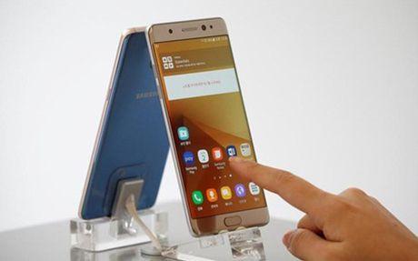 Kim ngach xuat khau dien thoai khong bi anh huong boi su co Samsung - Anh 1