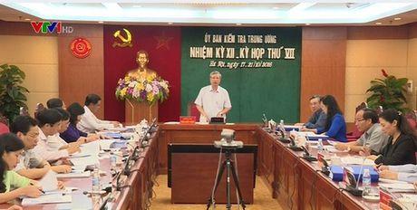 Siet chat ky luat Dang nhin tu vu viec Trinh Xuan Thanh - Anh 1