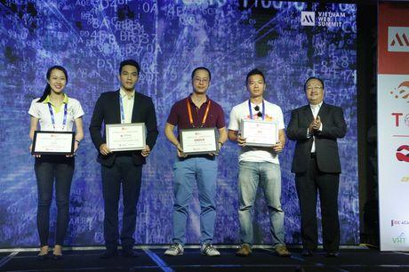 Vietnam Web Summit 2016: Ngay hoi phat trien web danh cho lap trinh vien va startup Viet - Anh 1